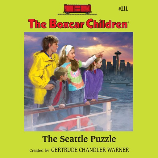The Seattle Puzzle, Gertrude Chandler Warner, Aimee Lilly