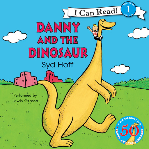 Danny and the Dinosaur, Syd Hoff