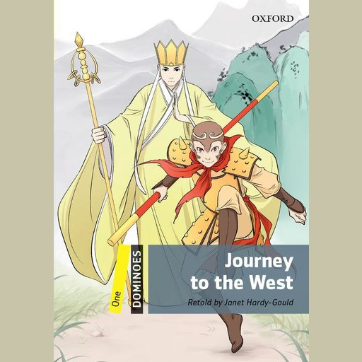 Journey to the West, Janet Hardy-Gould