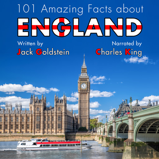 101 Amazing Facts about England, Jack Goldstein