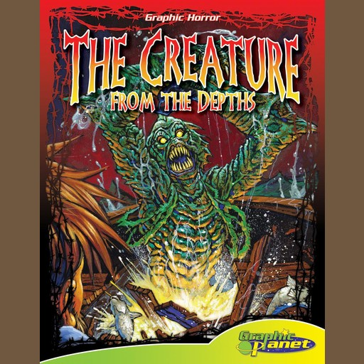 The Creature from the Depths, Howard Lovecraft