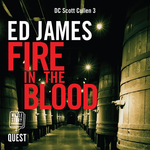 Fire in the Blood, Ed James