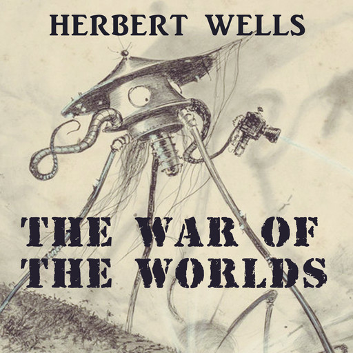 The War of the Worlds, Herbert Wells