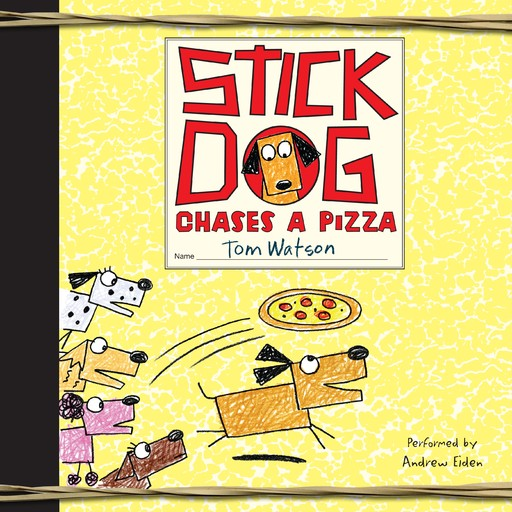 Stick Dog Chases a Pizza, Tom Watson