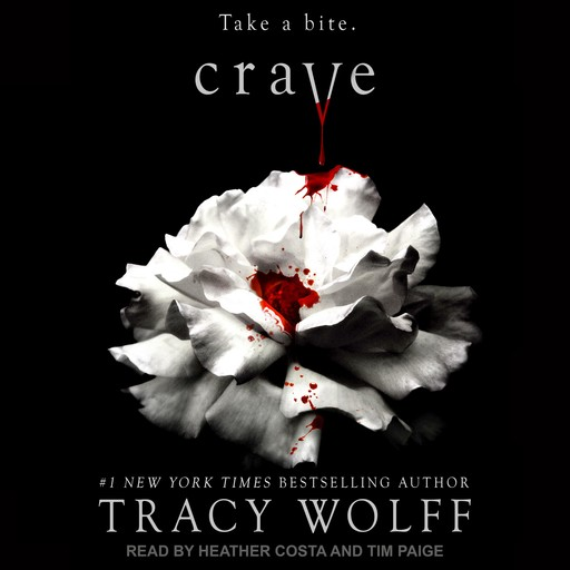 Crave, Tracy Wolff