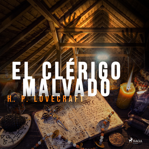 El clérigo malvado, Howard Philips Lovecraft