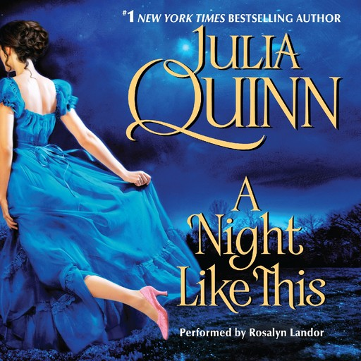 A Night Like This, Julia Quinn
