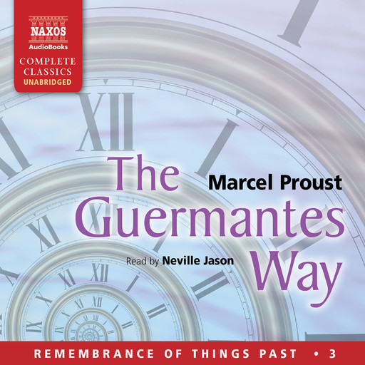 Guermantes Way, The (unabridged), Marcel Proust