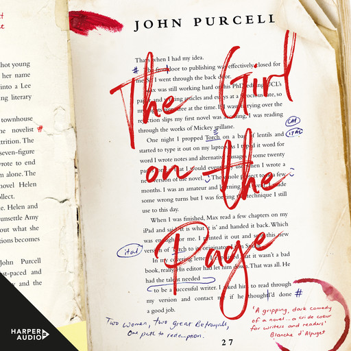 The Girl On The Page, John Purcell
