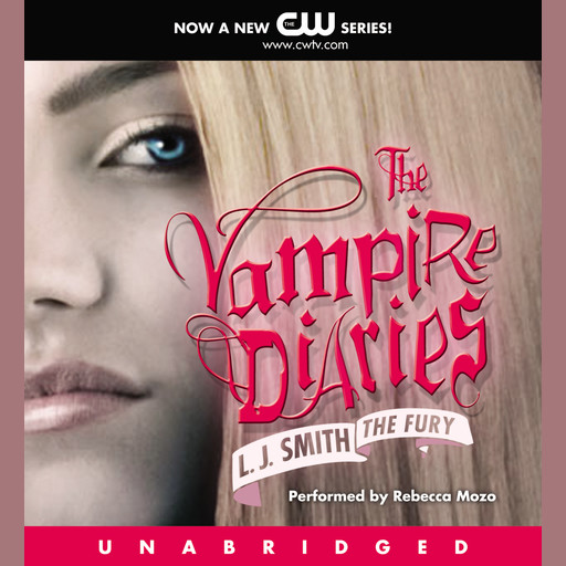 The Vampire Diaries: The Fury, L.J. Smith