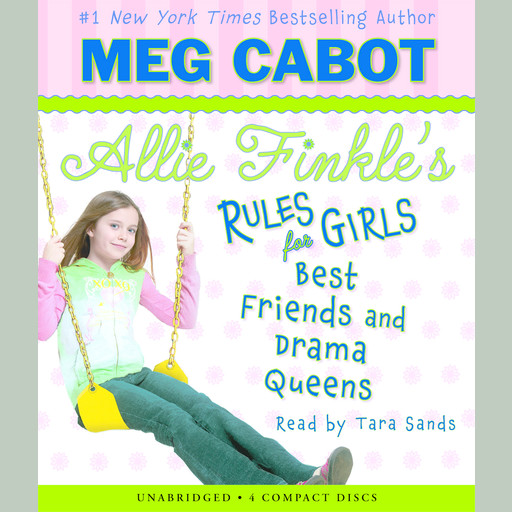 Allie Finkle's Rules for Girls, Book #3: Best Friends and Drama Queens, Meg Cabot