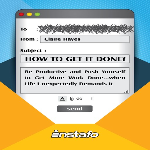 How to Get It Done?, Claire Hayes, Instafo