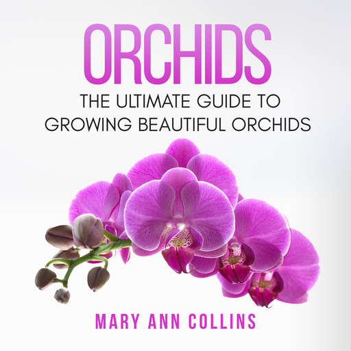 Orchids: The Ultimate Guide to Growing Beautiful Orchids, Mary Ann Collins