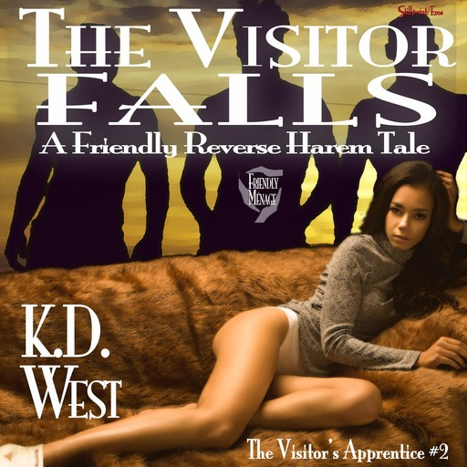 The Visitor Falls, K.D.West