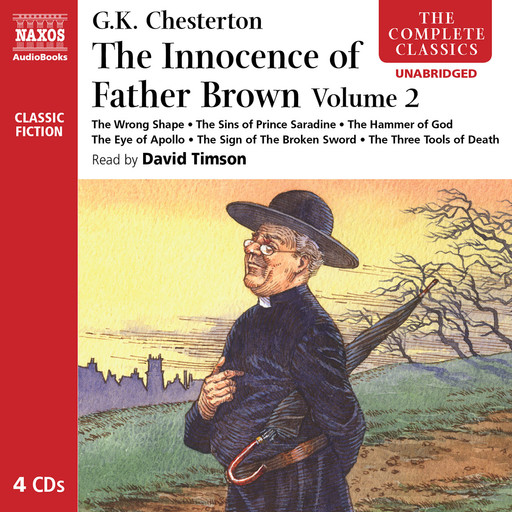 Innocence of Father Brown – Volume 2, The (unabridged), G.K.Chesterton