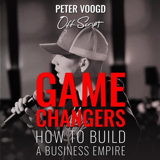 Game Changers, Peter Voogd