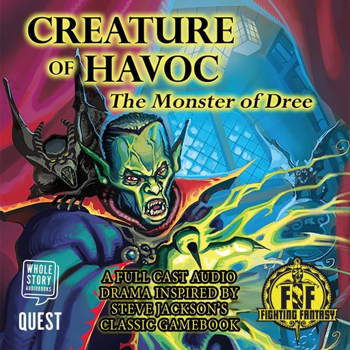 Creature of Havoc: The Monster of Dree, David Smith