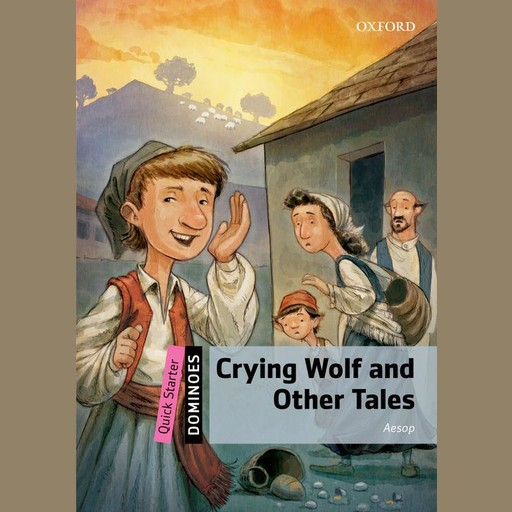 Crying Wolf and Other Tales, Aesop, Janet Hardy-Gould