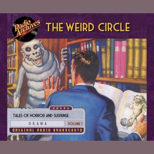 The Weird Circle, Volume 1, Various, Ziv Productions