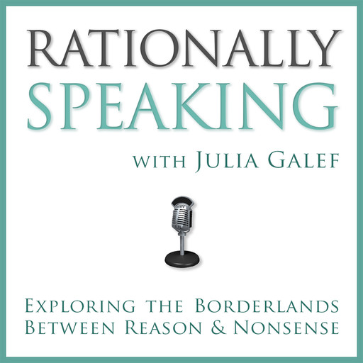 Rationally Speaking #45 - Rebecca Newberger Goldstein on Spinoza, Göedl, and Theories of Everything, NYC Skeptics