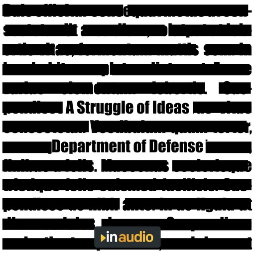 A Struggle of Ideas, DEPARTMENT OF DEFENSE