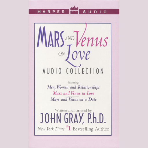 Mars and Venus in Love, John Gray