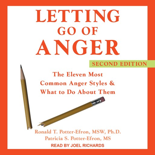 Letting Go of Anger, Ronald Potter-Efron, M.S, Patricia S.Potter-Efron, MSW