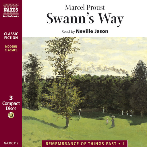 Swann's Way (abridged), Marcel Proust