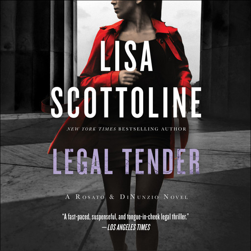 Legal Tender, Lisa Scottoline