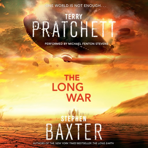 The Long War, Terry David John Pratchett, Stephen Baxter