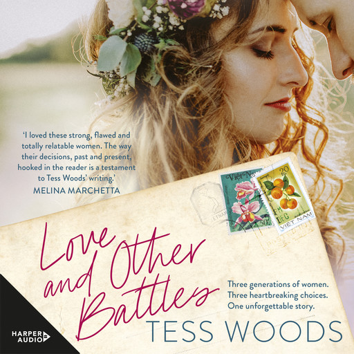 Love And Other Battles, Tess Woods