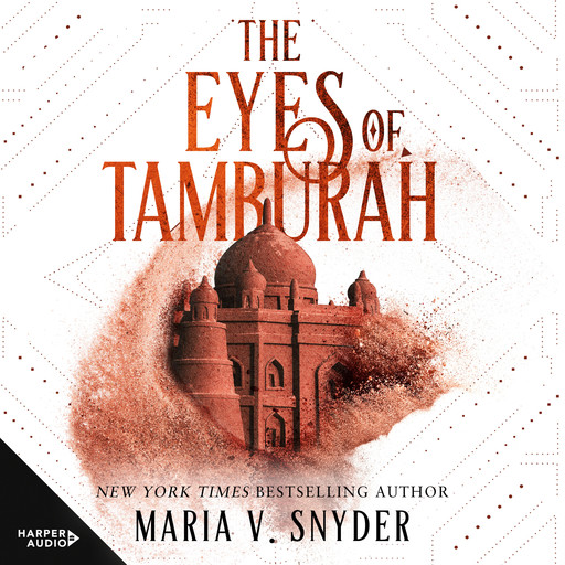 The Eyes Of Tamburah, Maria Snyder