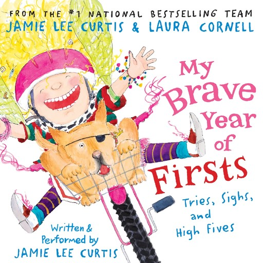 My Brave Year of Firsts, Jamie Lee Curtis
