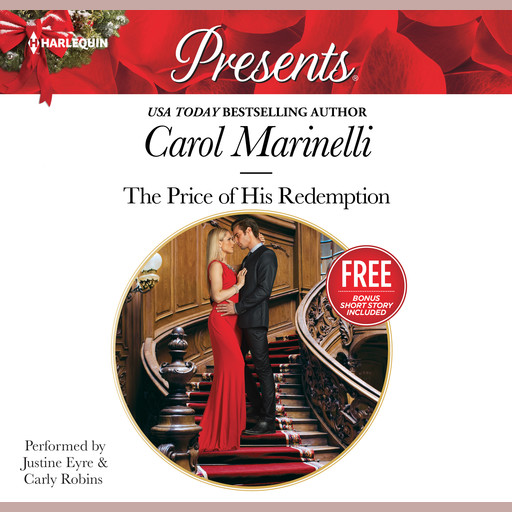 The Price of His Redemption, Carol Marinelli, Maisey Yates