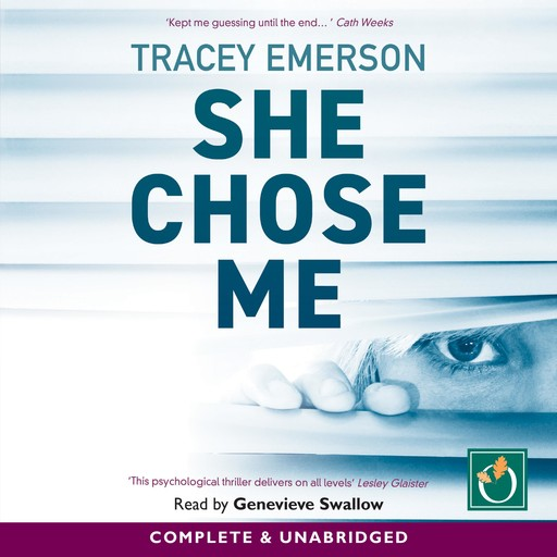 She Chose Me, Tracey Emerson