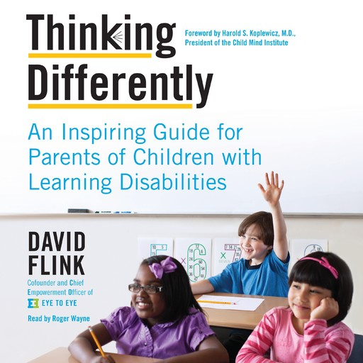 Thinking Differently, David Flink