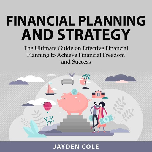Financial Planning and Strategy, Jayden Cole