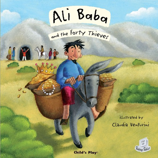 Ali Baba and the Forty Thieves, Child's Play
