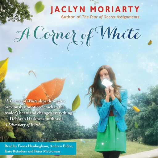 A Corner of White, Jaclyn Moriarty