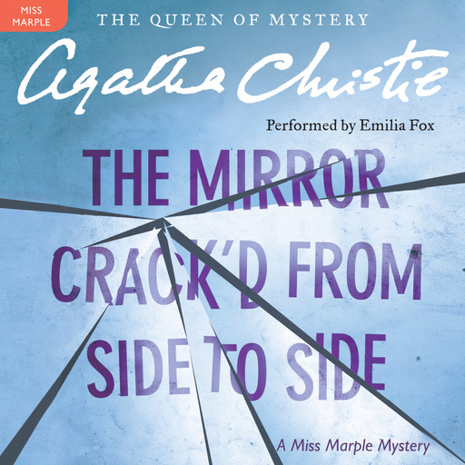 The Mirror Crack'd from Side to Side, Agatha Christie