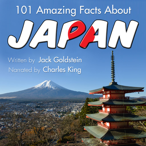 101 Amazing Facts about Japan, Jack Goldstein