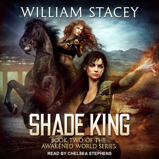 Shade King, William Stacey