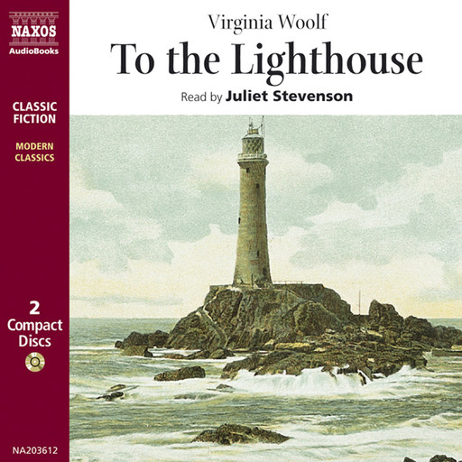 To the Lighthouse (abridged), Virginia Woolf