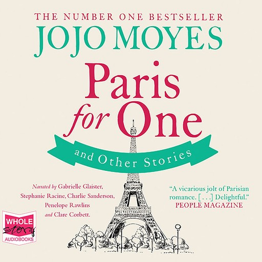 Paris and Other Stories, Jojo Moyes
