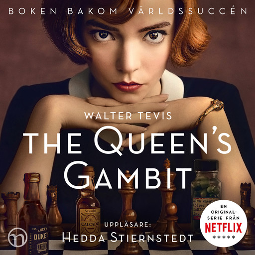 The Queen's Gambit, Walter Tevis