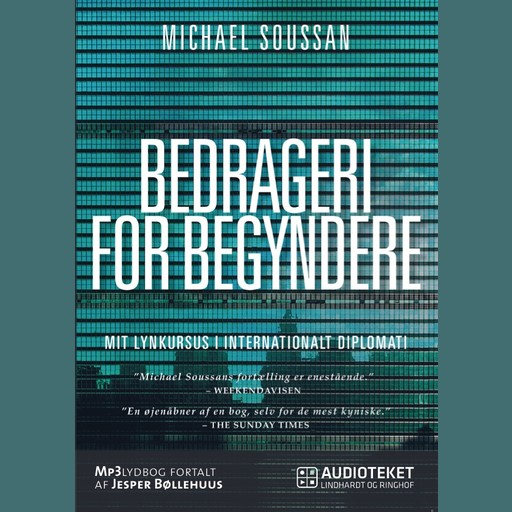 Bedrageri for begyndere, Michael Soussan