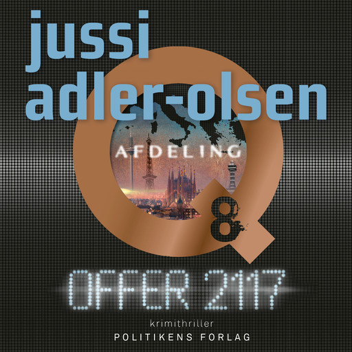 Offer 2117, Jussi Adler-Olsen