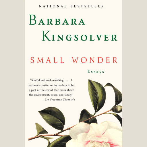 Small Wonder, Barbara Kingsolver