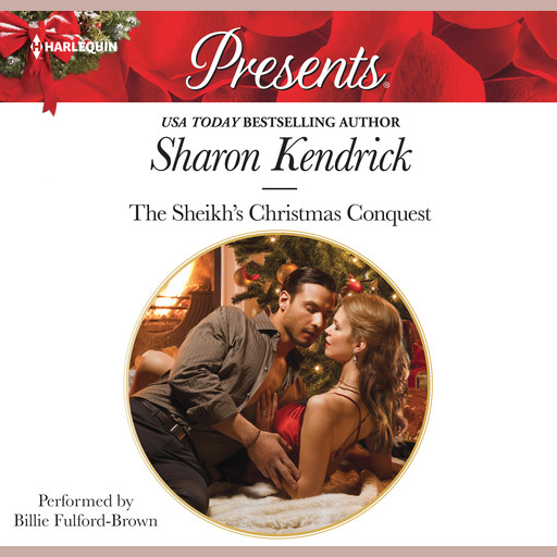The Sheikh's Christmas Conquest, Sharon Kendrick