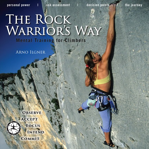 The Rock Warrior's Way, Arno Ilgner